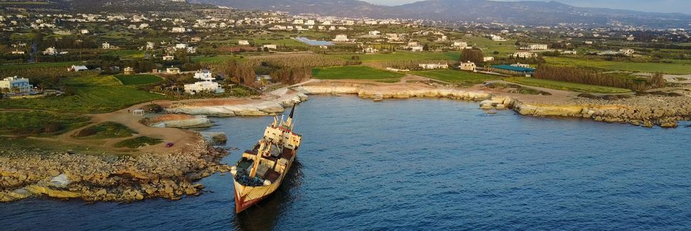 Cidade de Peyia, Paphos, Chipre
