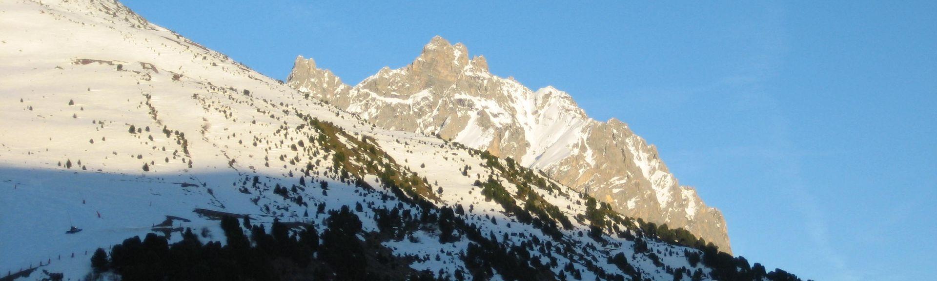 Villarodin-Bourget, Savoie (département), France