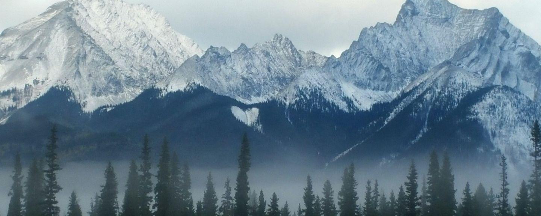 The Peaks, Radium Hot Springs, BC, Canada