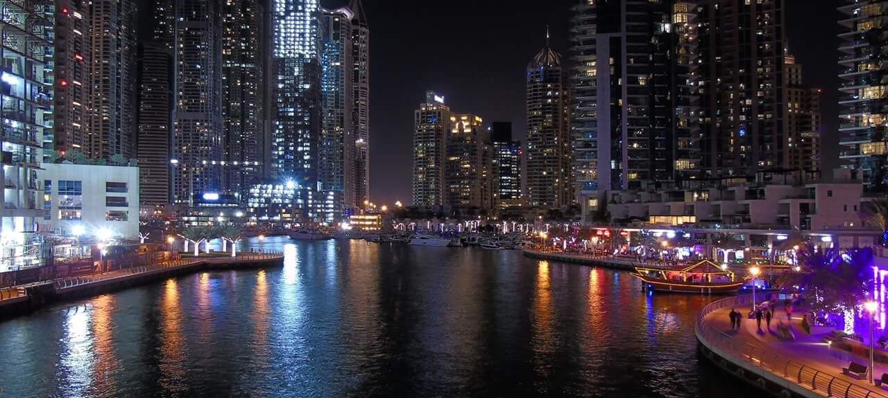 Dubai Marina Mall, Dubai, Dubai, United Arab Emirates