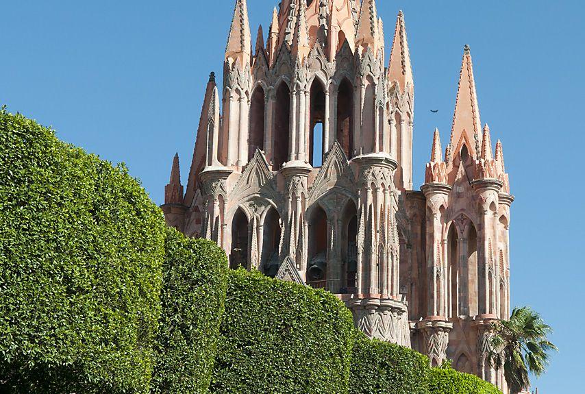 Atascadero, Rinconada de Los Balcones, San Miguel de Allende, Gto., Mexico