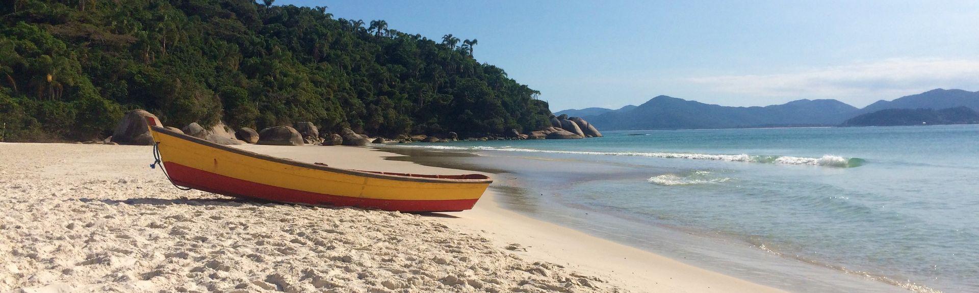 Campeche Norte, Florianópolis, Região Sul, Brasil