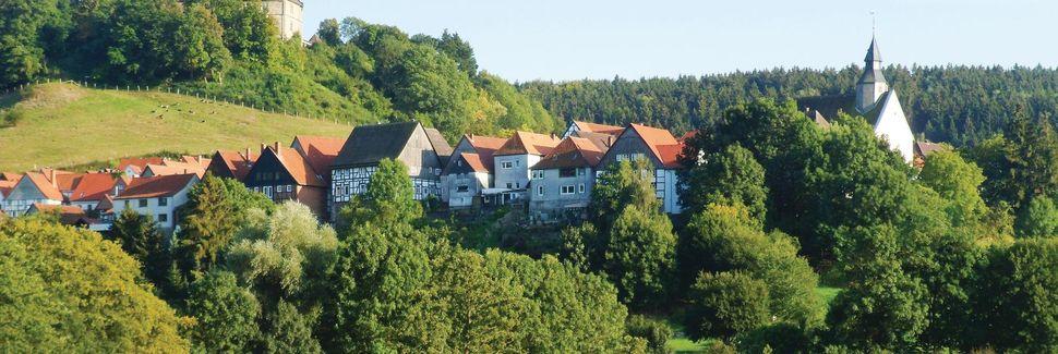 Lügde, Rhénanie du Nord-Westphalie, Allemagne