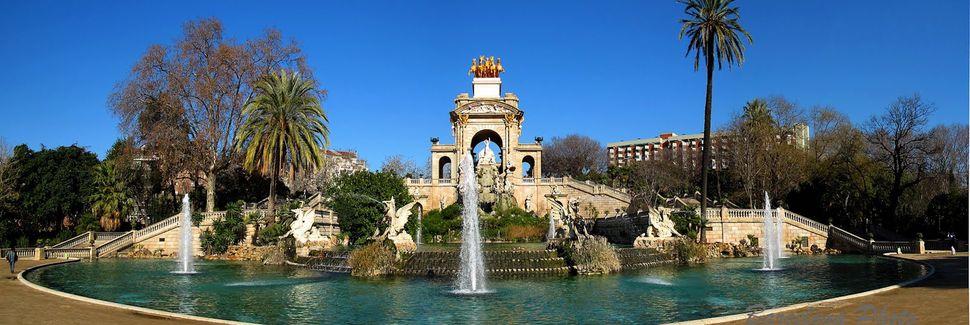 La Sagrada Familia, Barcelona, Catalunha, Espanha