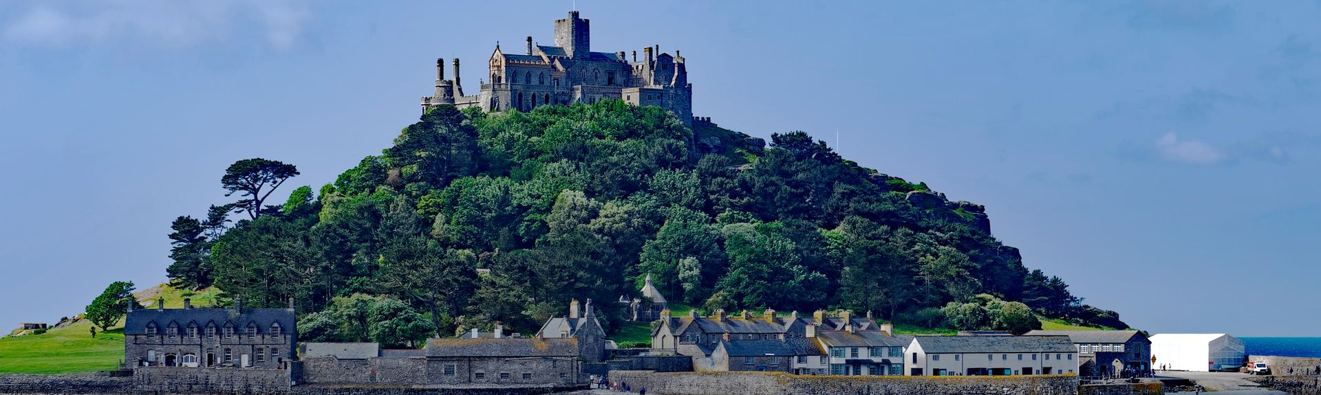 St. Michael's Mount, Marazion, England, United Kingdom
