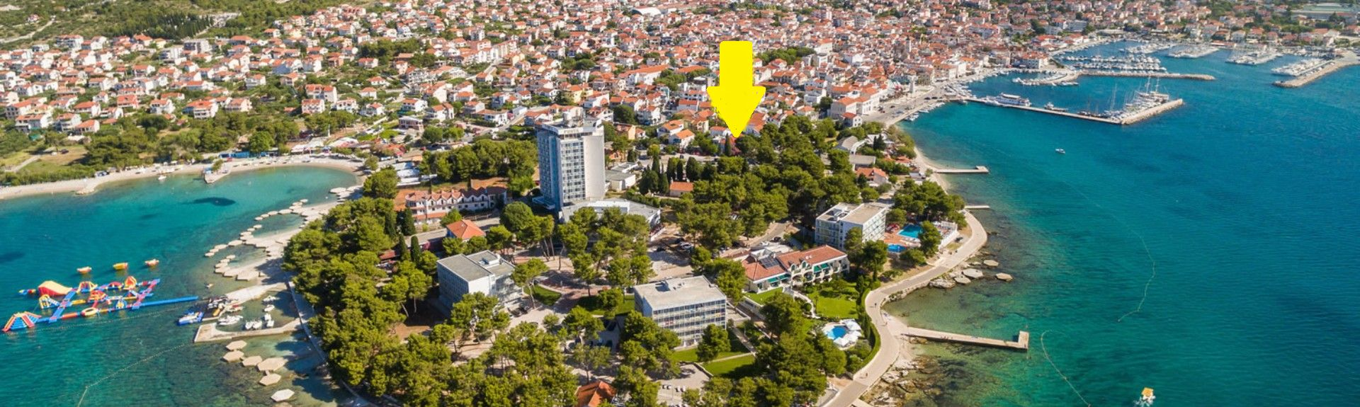 Kaprije, Vodice, Šibenik-Knins län, Kroatien