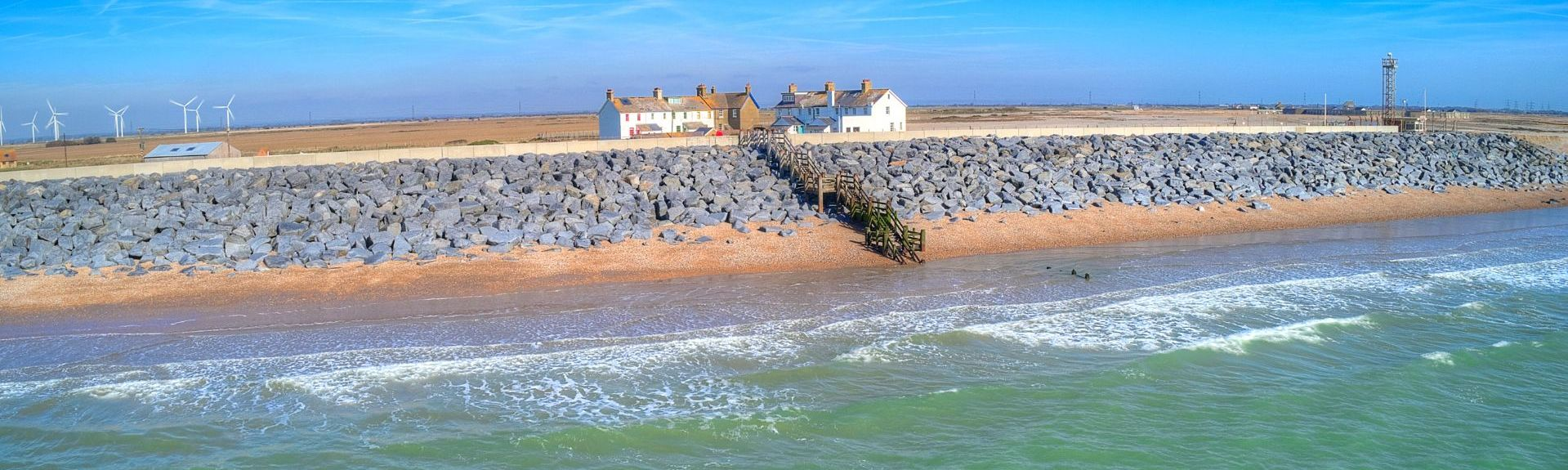 Dymchurch, Kent, UK