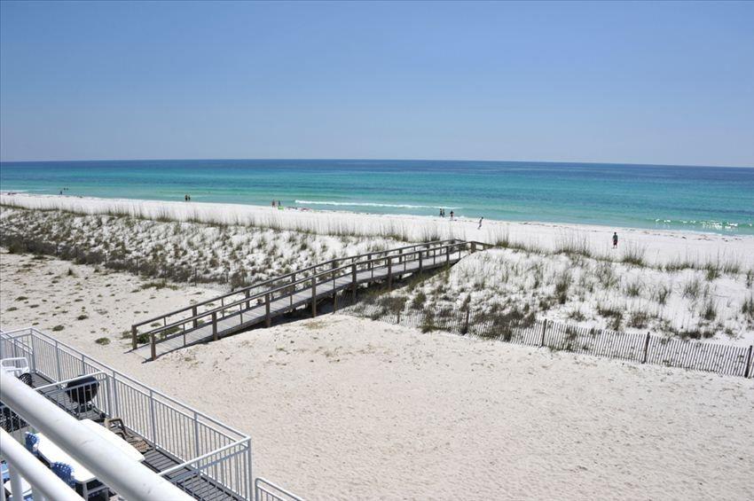 Pensacola Beach Pier, Pensacola Beach, Florida, Forente Stater