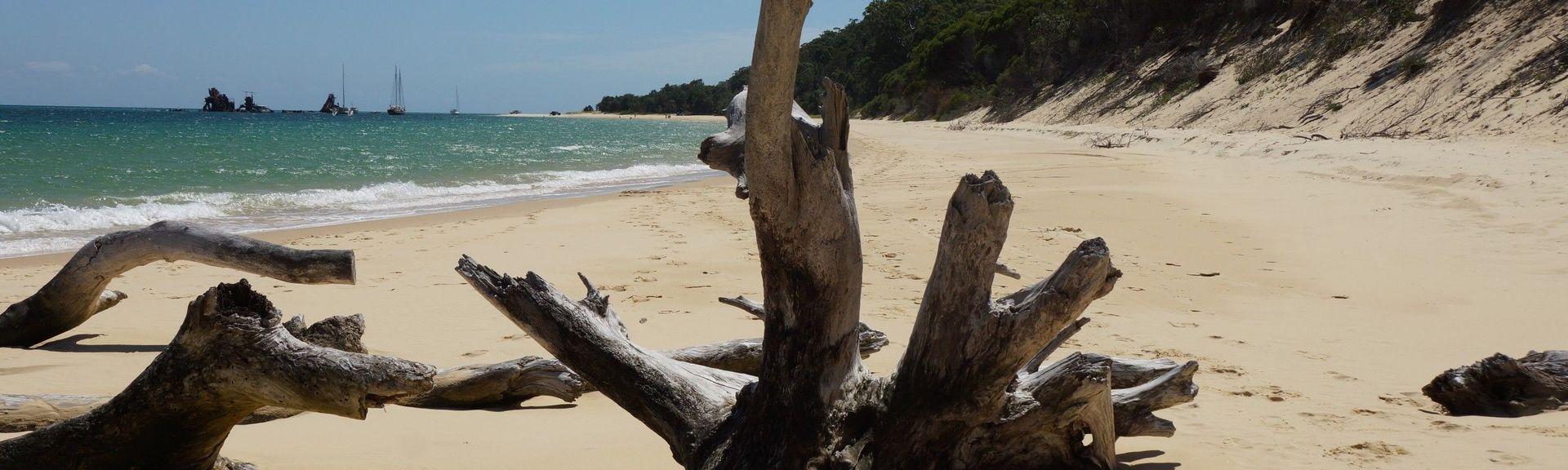 Tangalooma QLD, Australia