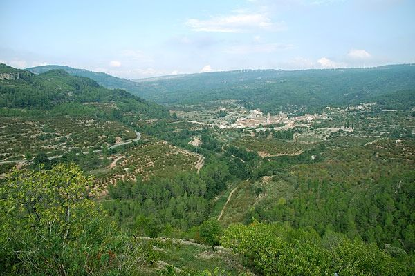 Terres de l'Ebre, Catalogna, Spagna