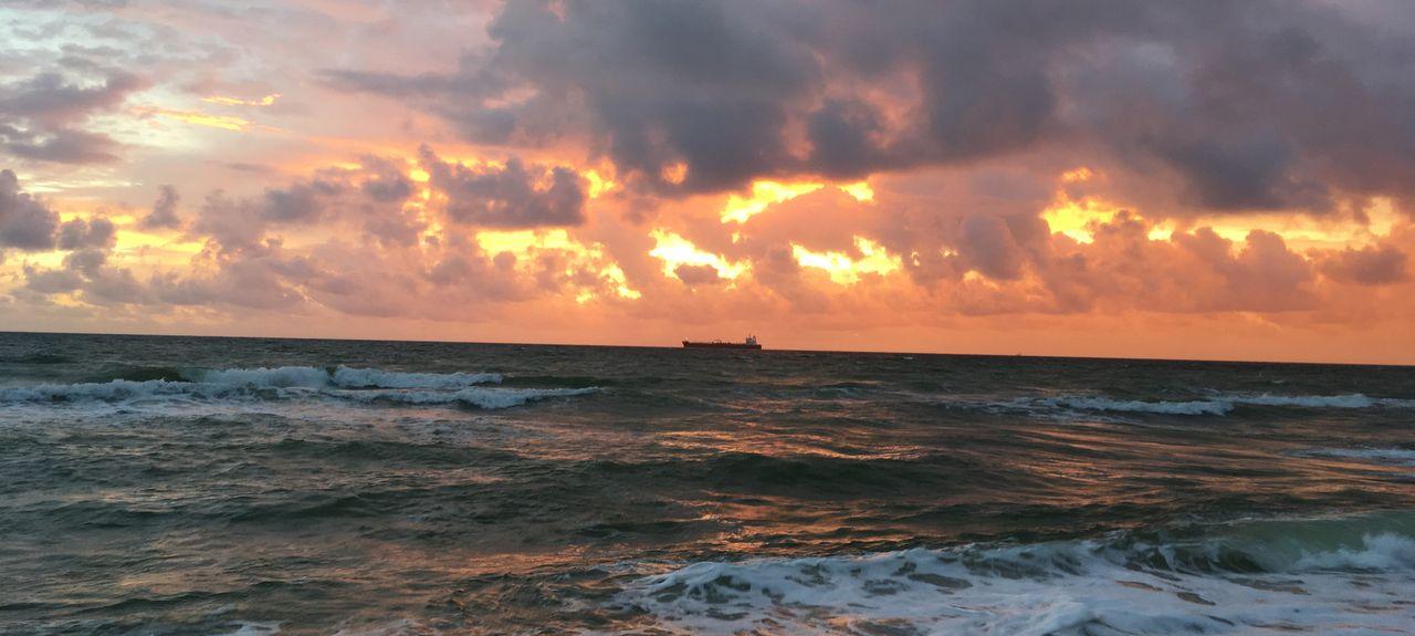 Barrier Island, Fort Lauderdale, Floride, États-Unis d'Amérique