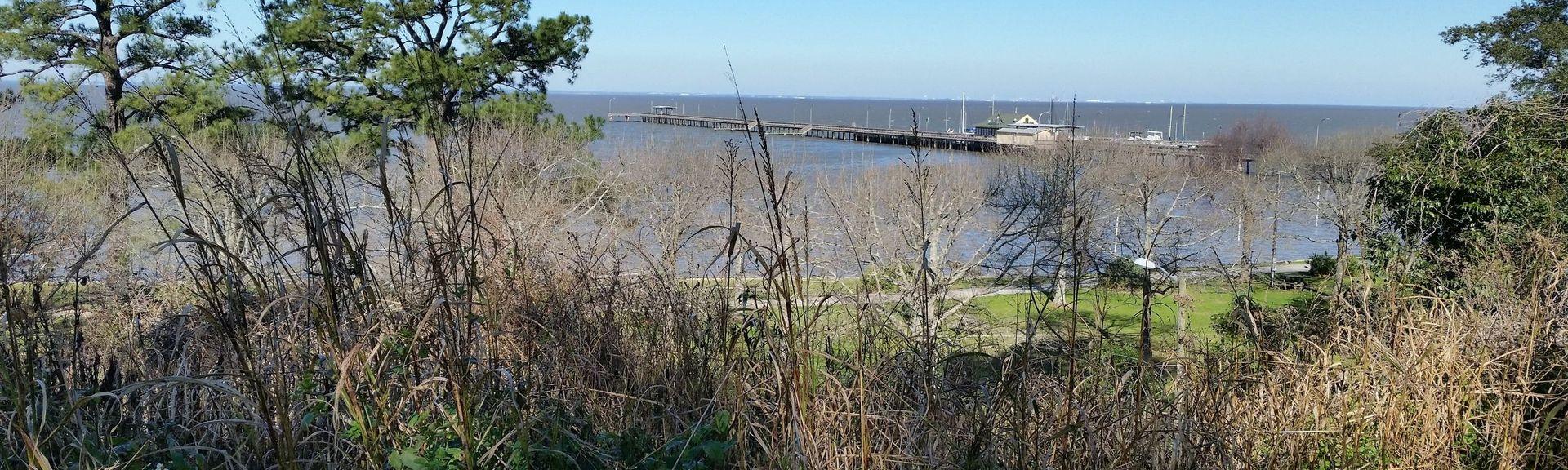 Fairhope Municipal Pier, Fairhope, AL, USA