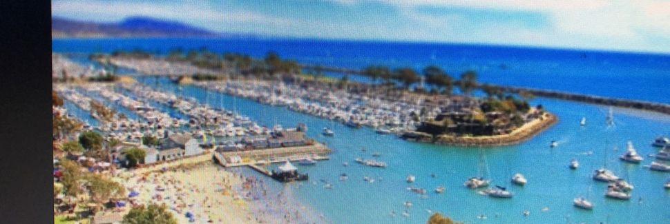 Playa T-Street, San Clemente, California, Estados Unidos
