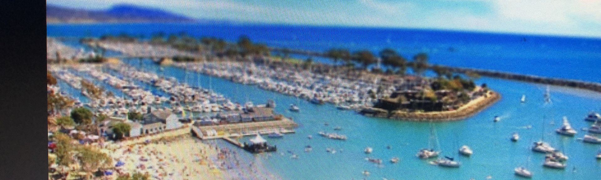 T-Street Beach, San Clemente, California, Forente Stater