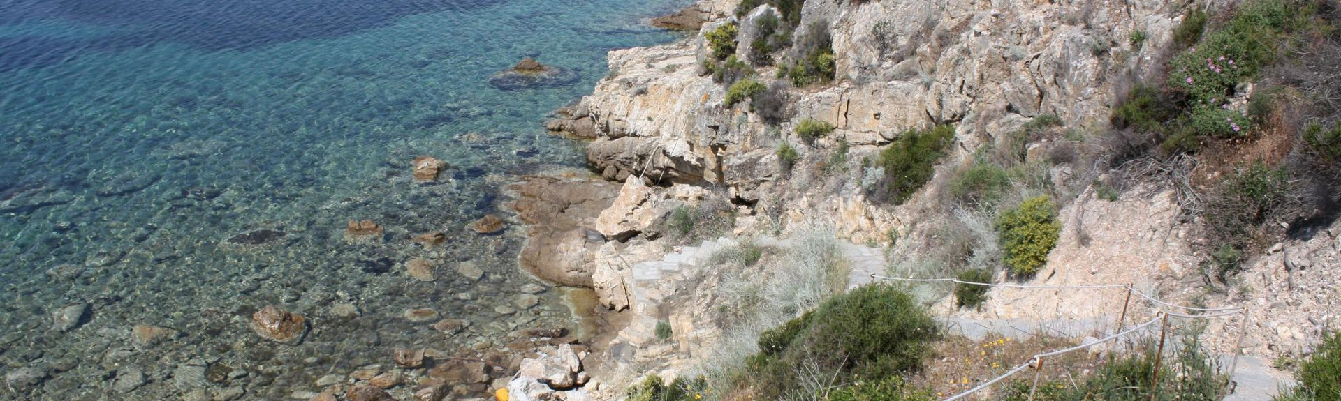 Kalithea Beach, Kassandhra, Greece