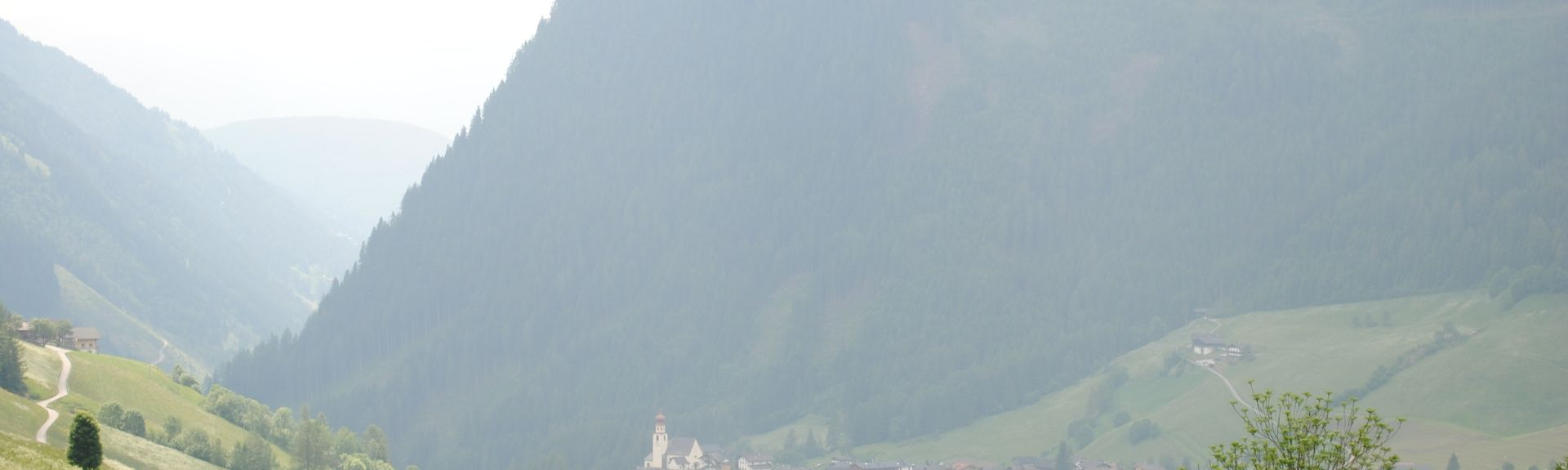 Valle Aurina, Trentino Alto Adige, Italia