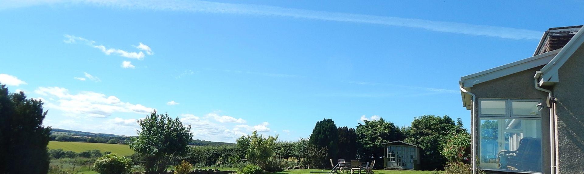 Chain Bridge Honey Farm, Berwick-upon-Tweed, England, UK