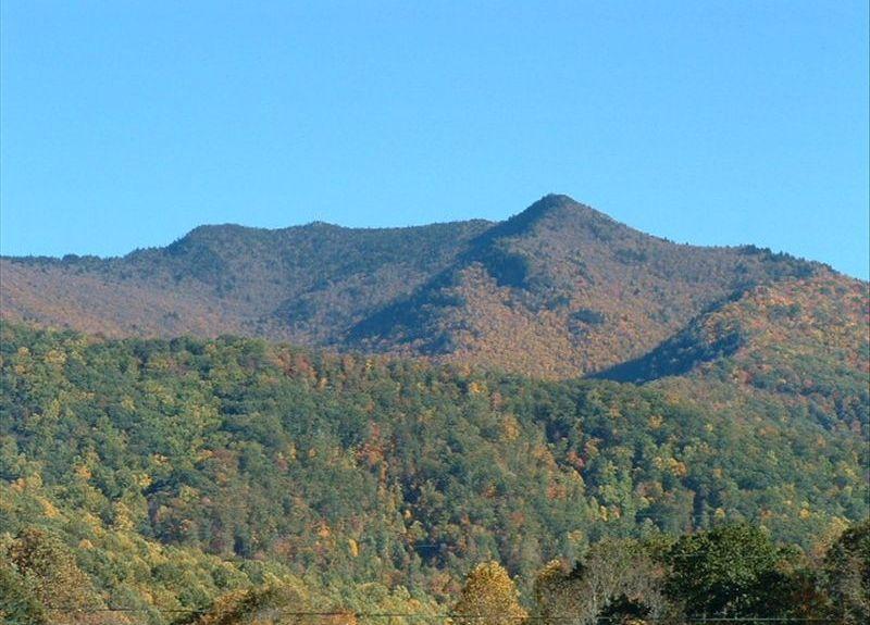 Domaine skiable Wolf Ridge, Mars Hill, Caroline du Nord, États-Unis d'Amérique