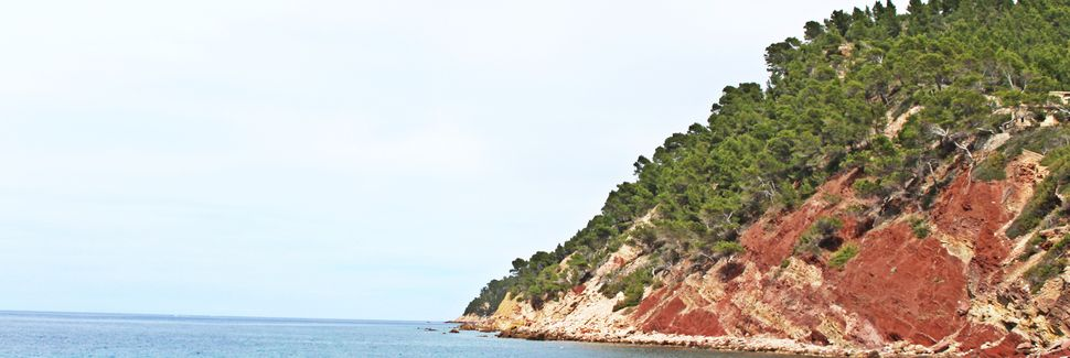 Playa Santa Ponsa, Santa Ponsa, De Balearen, Spanje