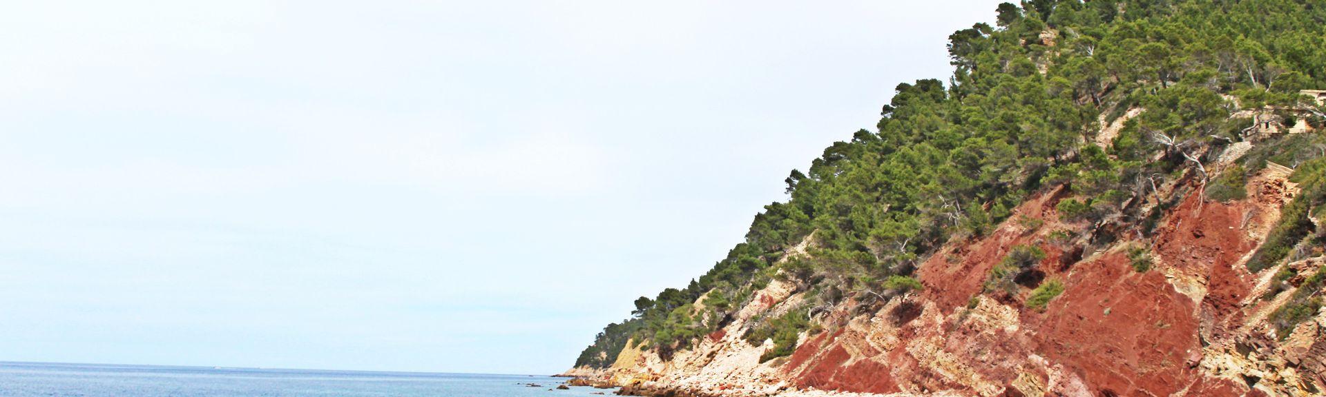 Santa Ponsa Beach, Calvia, Balearic Islands, Spain