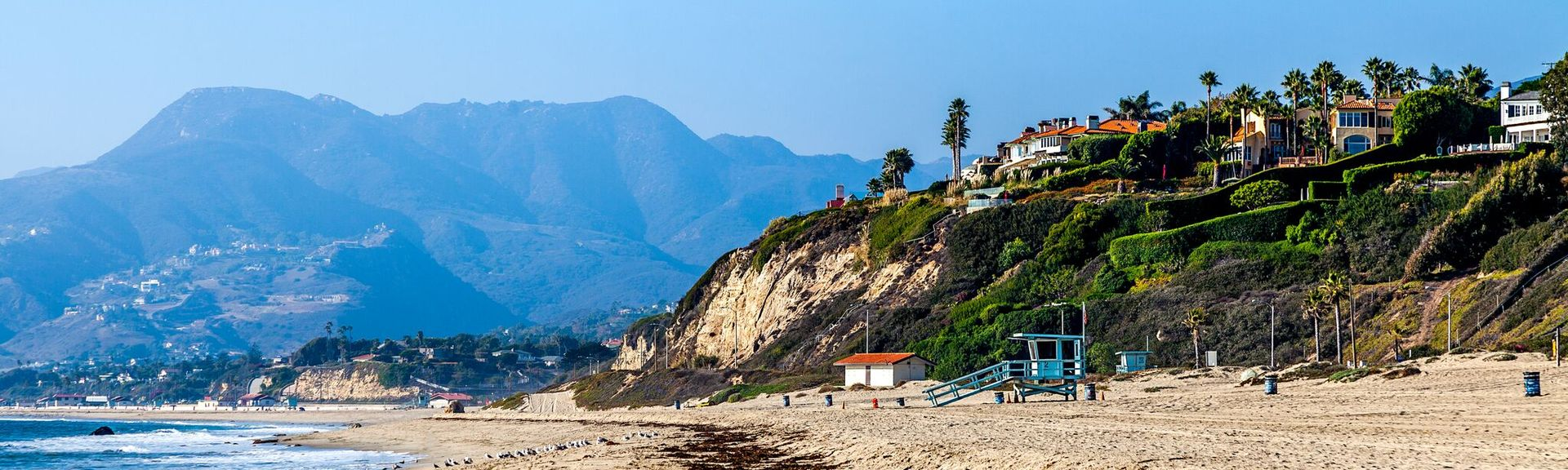 Malibu, Californien, USA