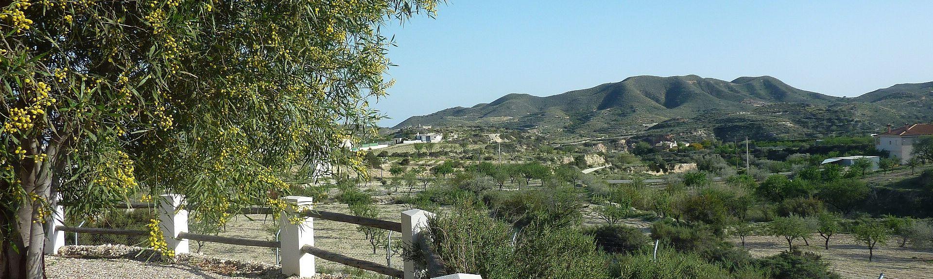 Valle del Este Golf Club, Vera, Andalusien, Spanien
