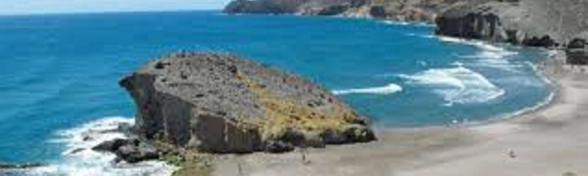 Costa de Almería, Andalusien, Spanien