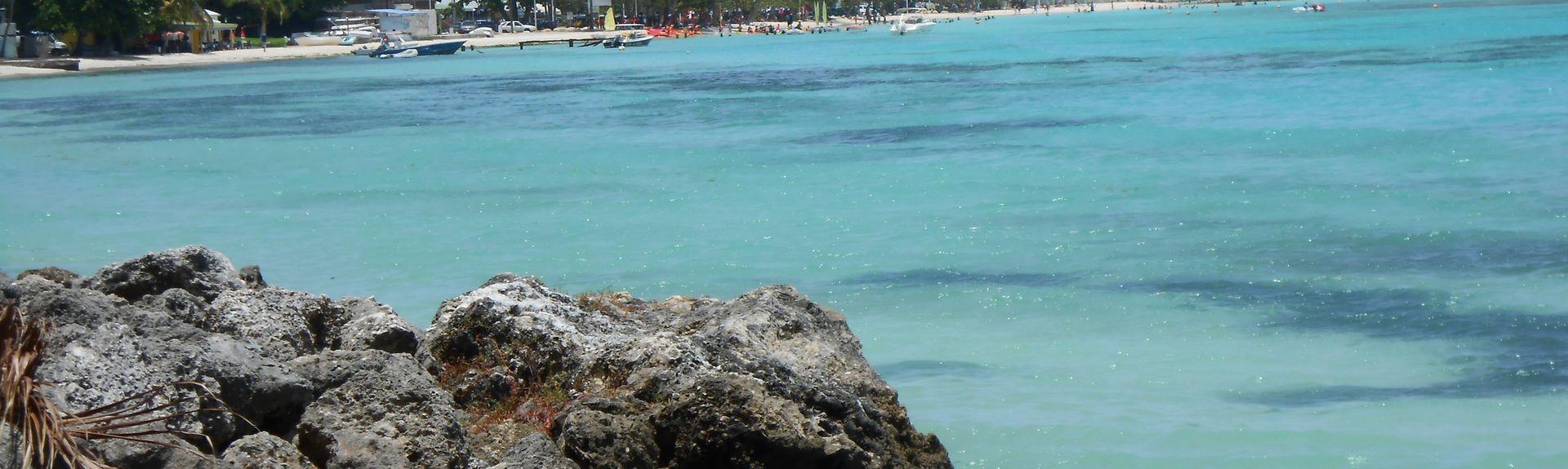 Ste-Anne Beach, Sainte-Anne, Grande-Terre, Guadeloupe