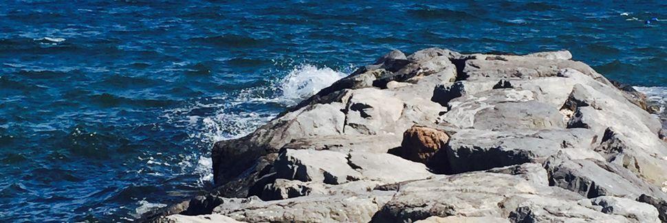 Clearwater Beach, East Hampton, New York, États-Unis d'Amérique