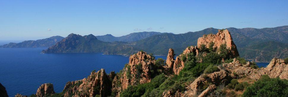 Muratellon vuori, Tavera, Korsika, Ranska