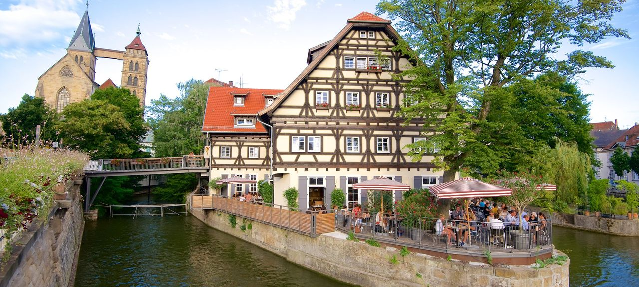 Esslingen, Baden-Württemberg, Germany