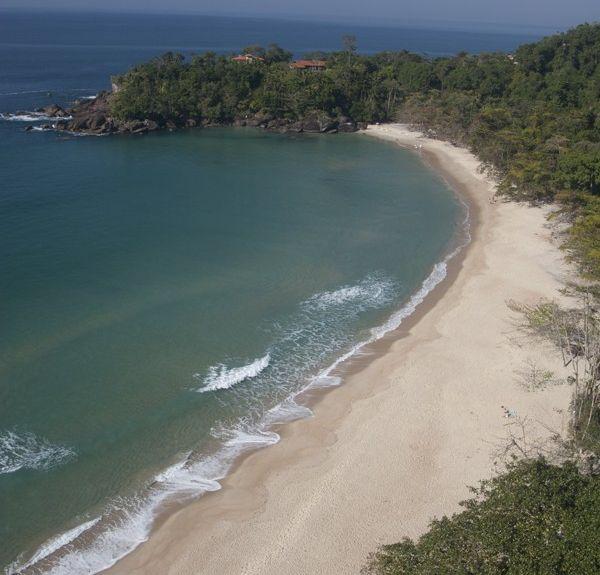 Puruba Beach, Ubatuba, Brazil
