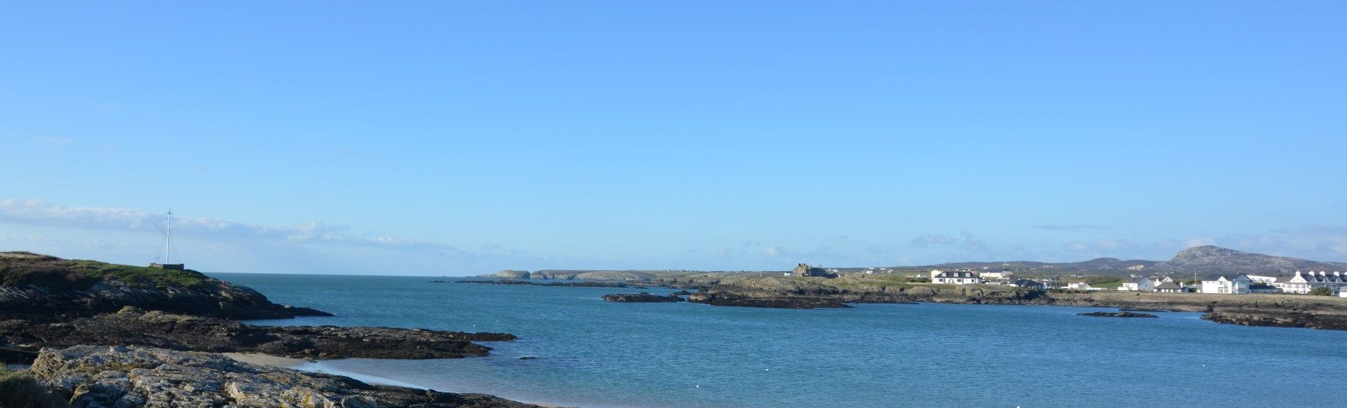 Cemaes Bay, Isle of Anglesey, UK