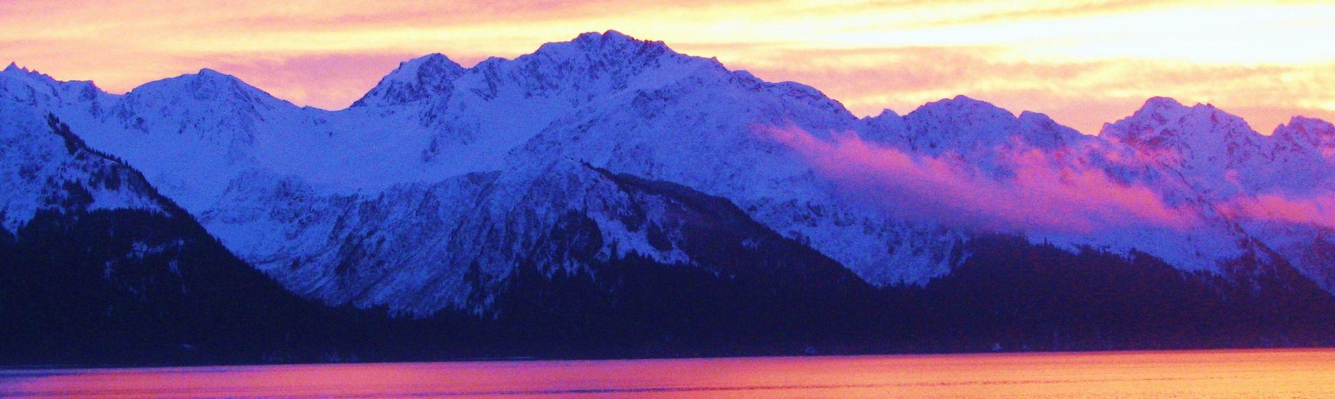 Lowell Point, Seward, Alaska, United States of America