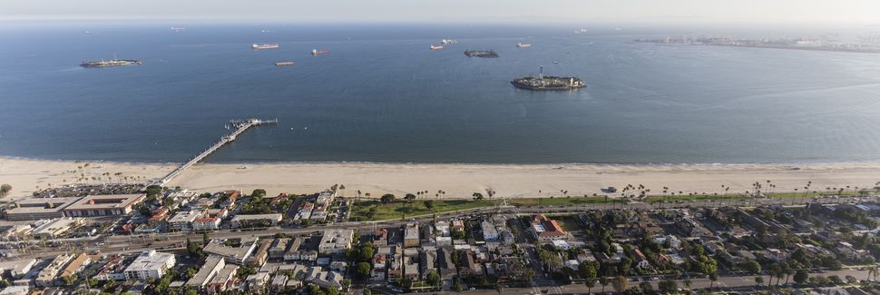 Belmont Shore, Long Beach, California, Estados Unidos