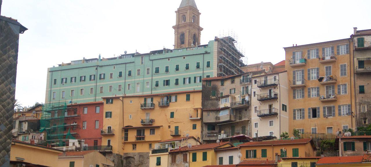 Taggia, Ligurien, Italien