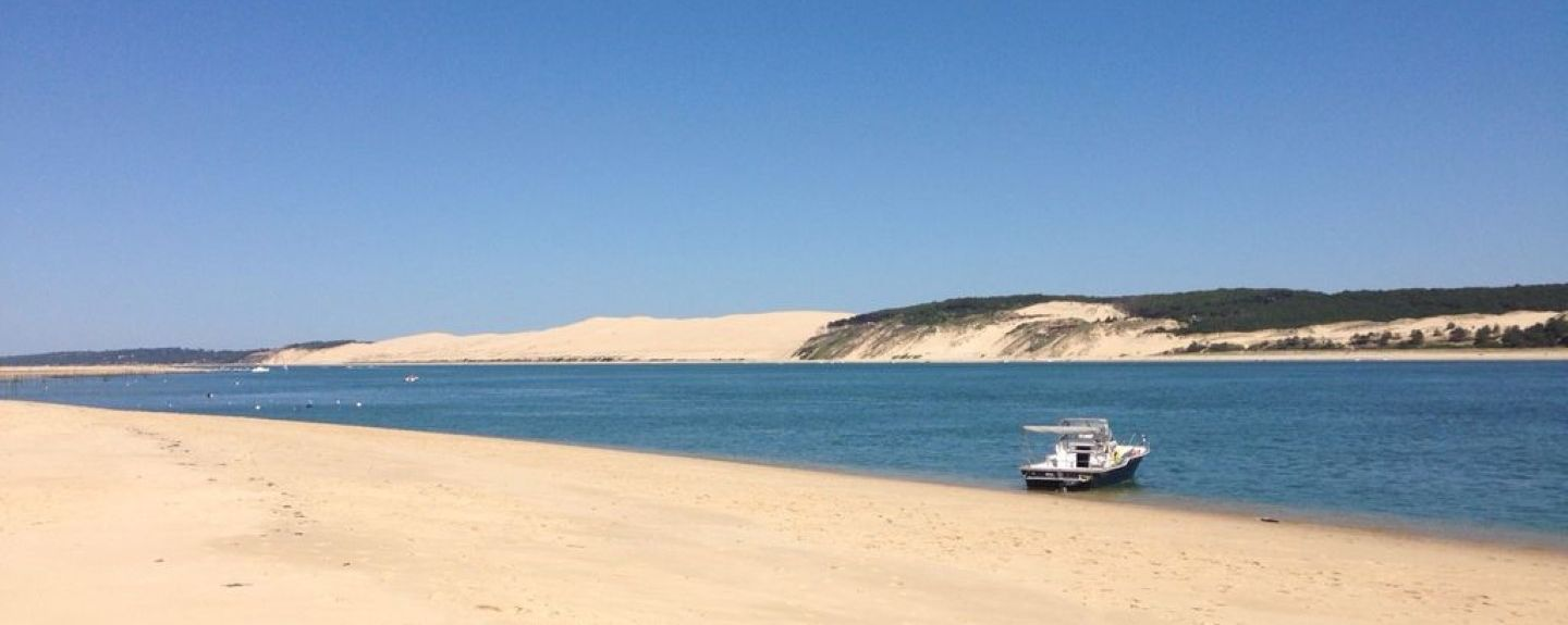 Dune of Pilat, La Teste-de-Buch, Gironde (department), France