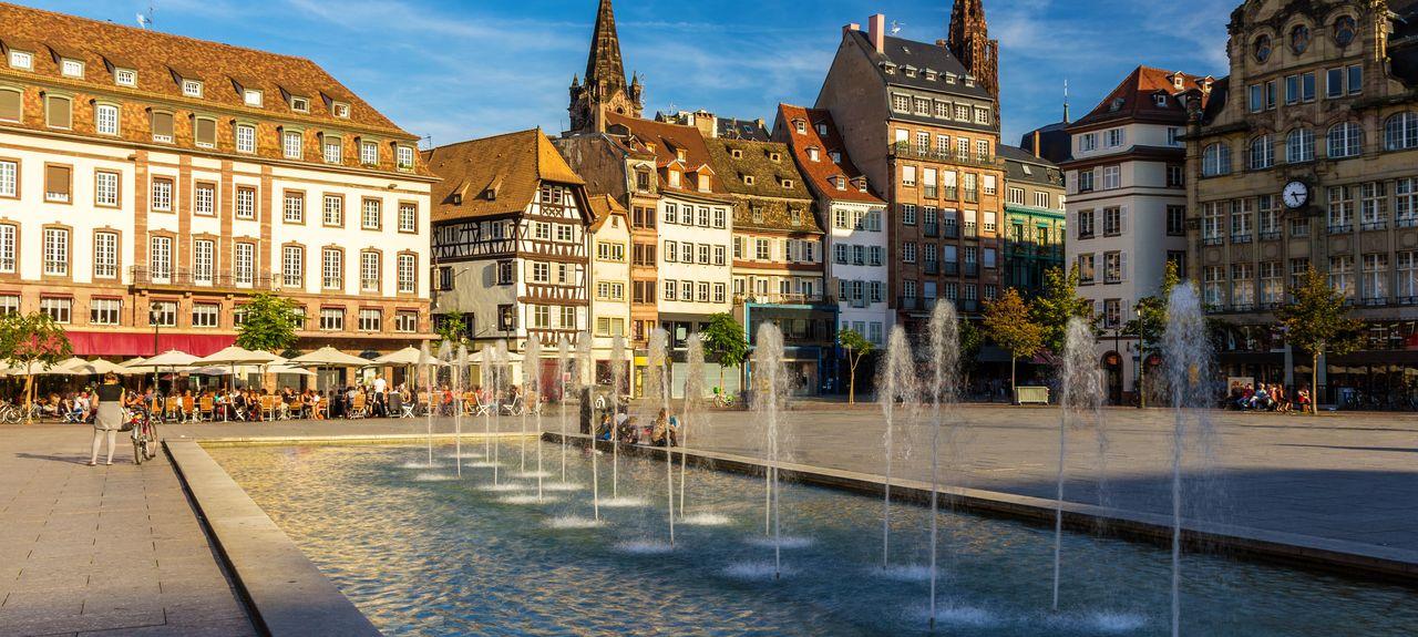 Appartements Strasbourg