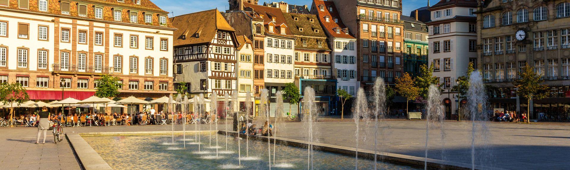 Strasbourg, Grand Est, Frankrig