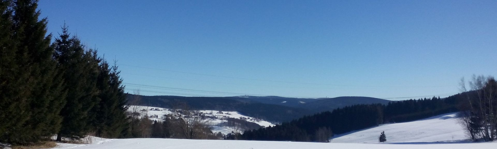 Grünhain-Beierfeld, Sachsen, Deutschland