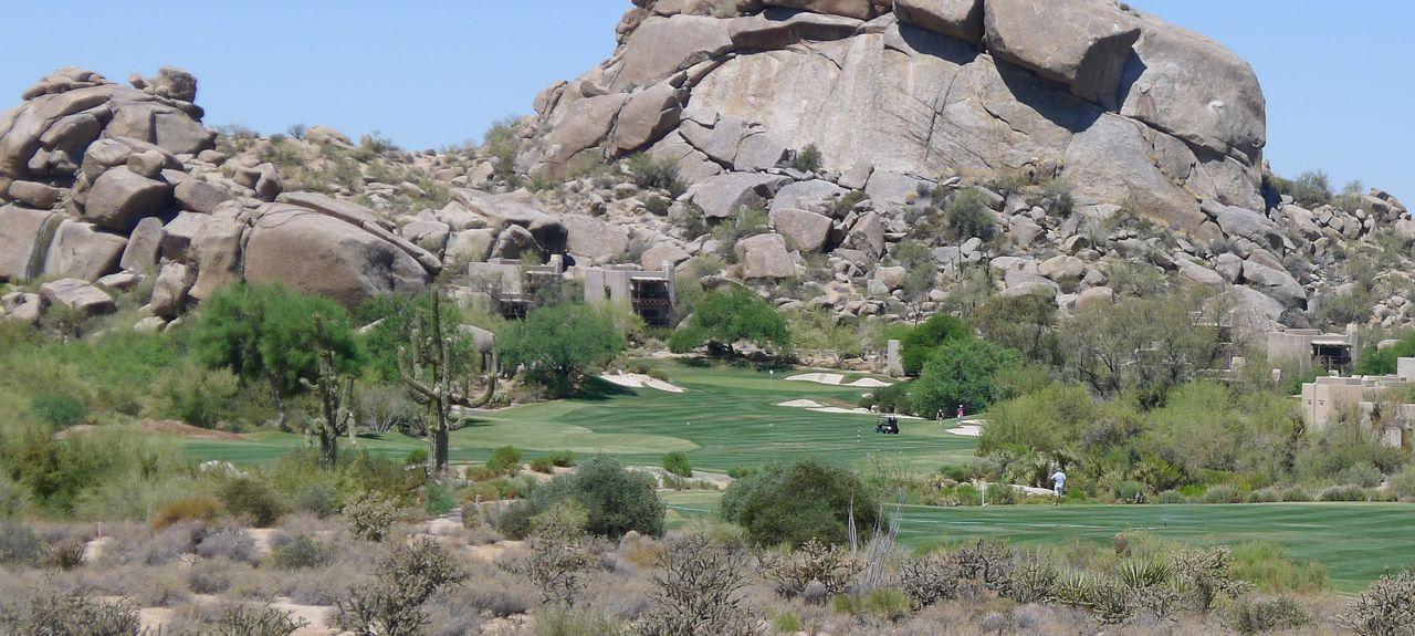 Boulders Carefree, Scottsdale, AZ, USA