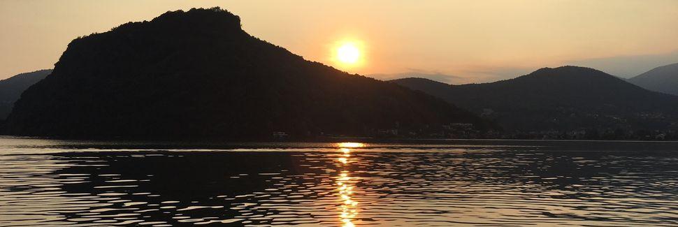 Luganon kunta, Ticinon kantoni, Sveitsi