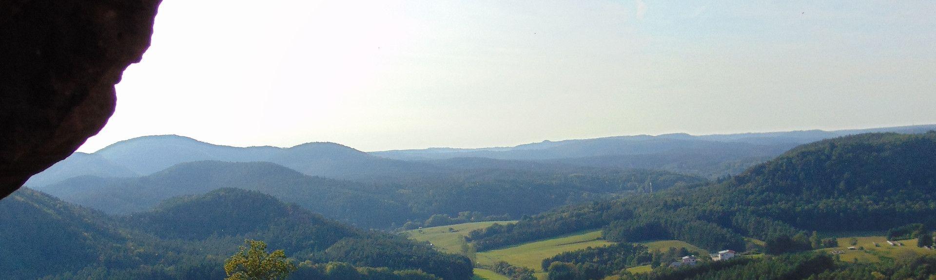Fischbach bei Dahn, Palatinat du Rhin, Allemagne