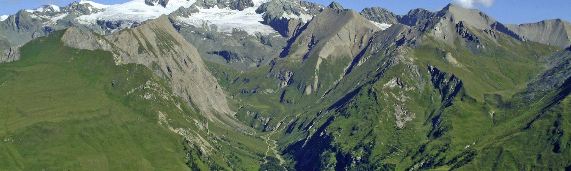Hochpustertal-dalen, Østerrike