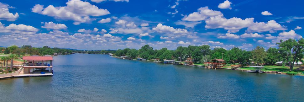 Lakeside Park, Marble Falls, TX, USA