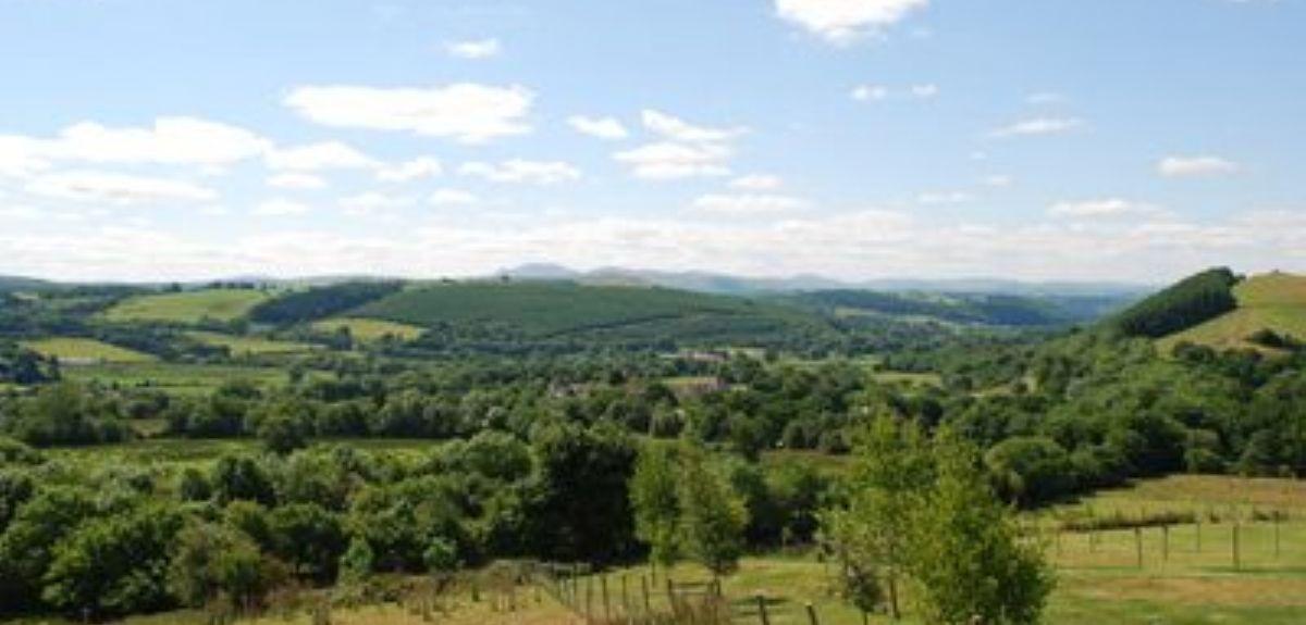 Carmarthenshire, Pays de Galles, Royaume-Uni