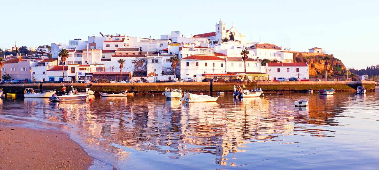 Ferragudo, District de Faro, Portugal