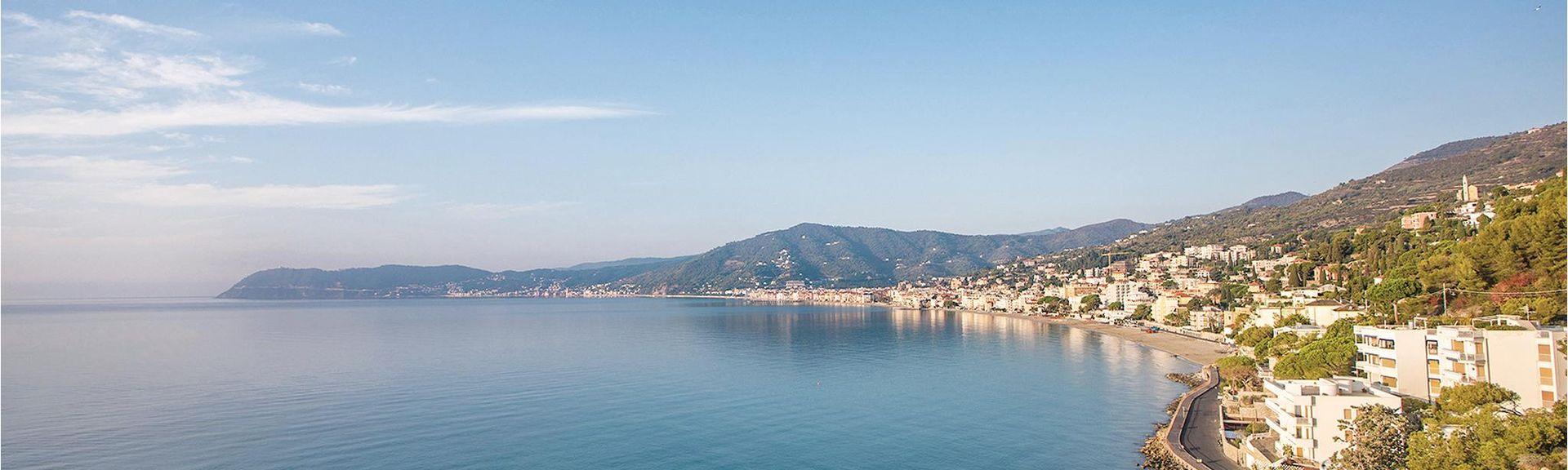 Badalucco, Imperia, Liguria, Italy