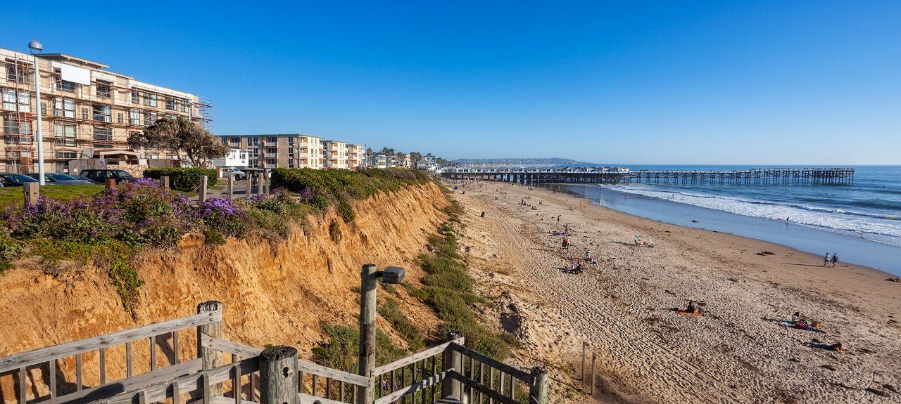 Mission Beach, San Diego, CA, USA