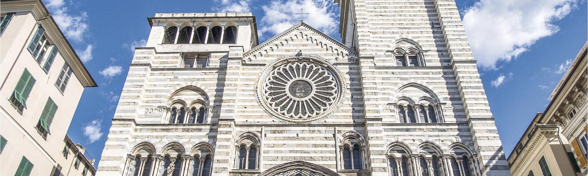 Chiesa Divo Martino, Portofino, Ligúria, Itália